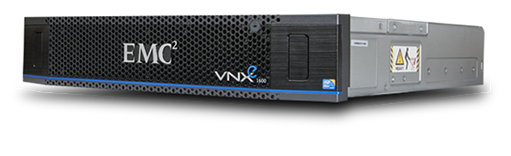 Emc Vnxe 1600 400tb San Storage Array